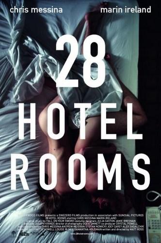 <h2>28 спален / 28 Hotel Rooms (2012)</h2>