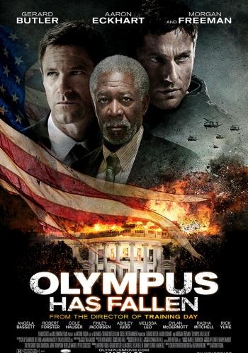 <h2>Падение олимпа / Olympus has fallen</h2>