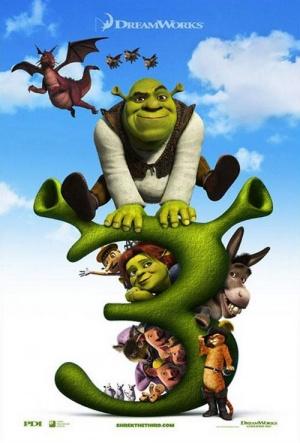 <h2>Шрэк Третий / Shrek The Third (2007)</h2>
