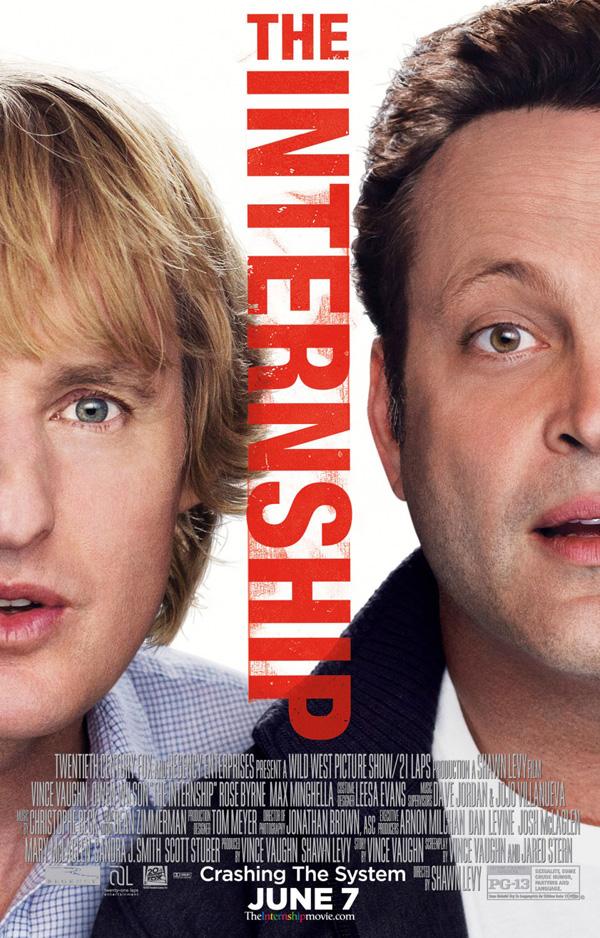 <h2>Кадры / The Internship (2013)</h2>