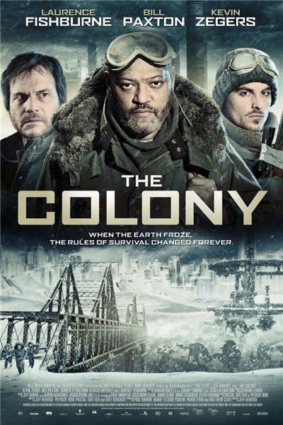 <h2>Колония / The Colony (2013)</h2>