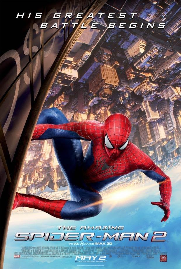 <h2>Новый Человек-паук: Высокое напряжение</h2>